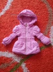 очаровательная куртка для малышки