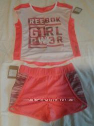 Cпортивный костюмна девочку фирмы Reebok