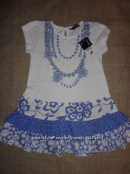 GEORGE платье девочке 2-3 года.