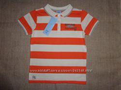F&F TESCO футболка поло мальчику 18-24 месяцев.