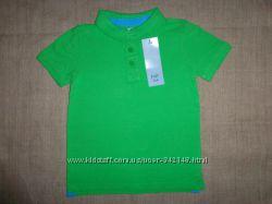 F&F TESCO футболка поло мальчику 2-3, 3-4 года.