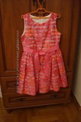 Платье нарядное Сhildrens place, на 10 лет, бу
