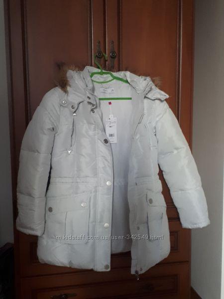 Куртка зимняя OVS новая, 13-14 лет