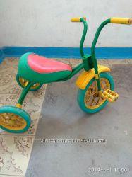 Трёхколёсный велосипед Зубренок Беларусь