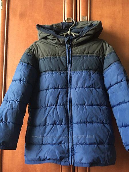 Классная куртка от Gymboree 5-7 лет