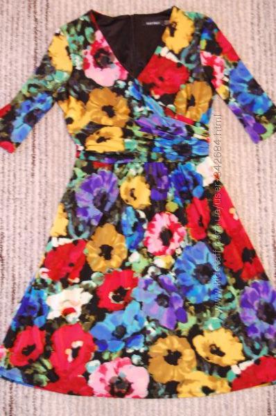 Нарядное платье Ellen Tracy, размер М
