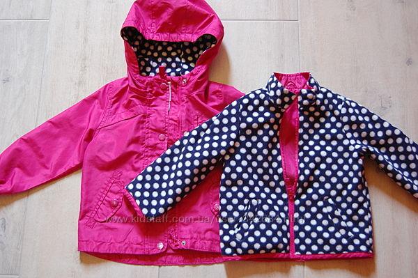 Куртка Ош-кош, 2 в 1, 3Т, 98-104 см.
