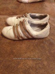 Кроссовки Lacoste размер 37-38 , кожа