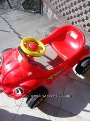Педальная машина Герби