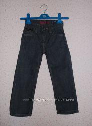 Брюки джинсы для мальчика Kiabi Regular fit 4A р. 98-110
