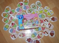 Развивающая игра Where&acutes my cupcake от Orchard Toys настольная игра