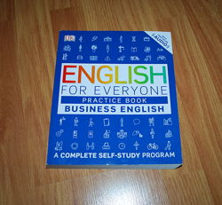 English for Everyone. Business English. Level 1, 2. Practice Book DK