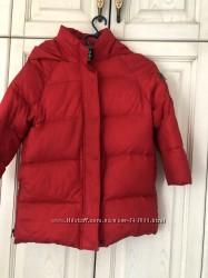 фирменная куртка на девочку