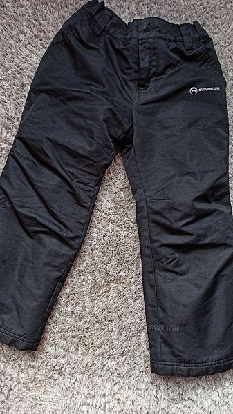 Теплі зимові штани 104 розмір