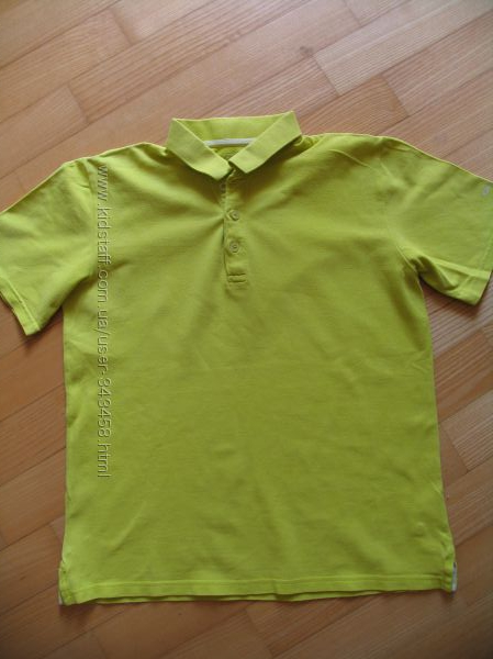 Рубашка DEMIX на мальчика рост 164см бу