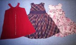Платья юбки много на 2-4 года