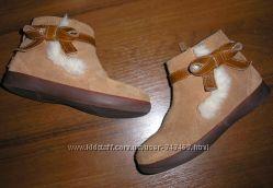 Замшевые ботинки UGG 27 р. оригинал
