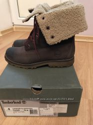 Ботинки Timberland утеплённые
