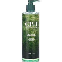 Органический корейский шампунь Daily Moisture Natural Shampoo