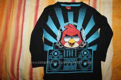 Футболка F&F Angry Birds на 3-5 лет Англия