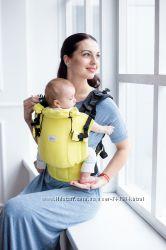 Эргономичный рюкзак DiSling  Adapted, с 2-х мес. Консультация в подарок