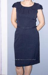 Платье SELA. Размер 44. Благородный сине-серый цвет