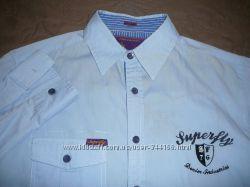 Шикарная рубашка на подростка - S