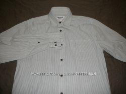 Отличная рубашка  WRANGLER  -  S