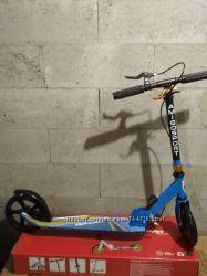 Самокаты Pantera AMIGO SPORT с ручным тормозом Большие колеса
