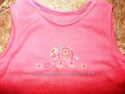 Майка-футболка на 1-1, 5 годика, рост 83 см