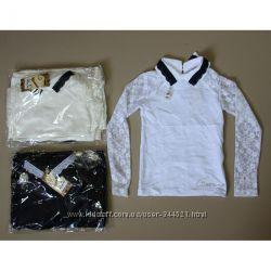 Блузка школьная от 116 до 176 рост