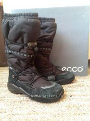 Зимние сапоги ECCO winter queen с gore-tex 28 размер