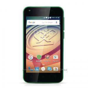 Смартфон Prestigio Wize L3 PSP3403 Dual Green