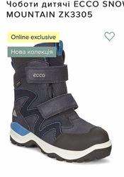 Зимние ботинки ECCO Snow Mountain