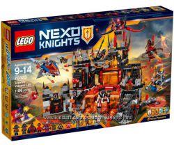 Lego Nexo Knights Вулканическое логово Джестро 70323