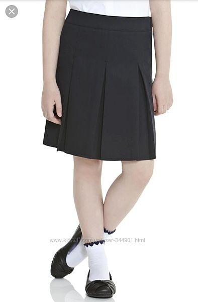 Сарафан школьный и юбка фирмы George Англия.