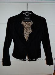 Шерстяной пиджак Max Mara XXS-XS