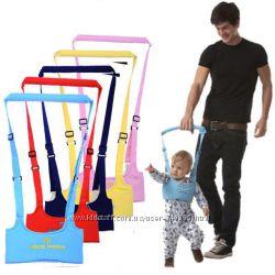 Вожжи Ходунки детские с жесткой ручкой Удобные Вожки 2