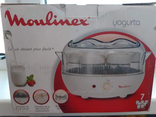Йогуртниця Moulinex DJC 141