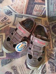 Закрытые сандалии, босоножки Timberland. Размер eur 31, стелька 20см.