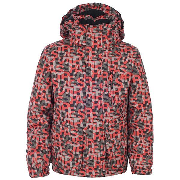 Зимняя термо куртка Trespass. Размер 2-3г, 92-98см. новая