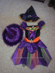 Платье карнавал 7-8лет.