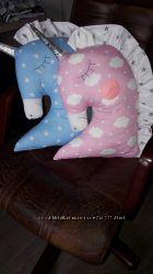 Подушка-единорог