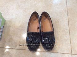 Туфли-Оксфорде для девочки