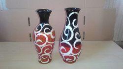Новые керамические вазы на подарки