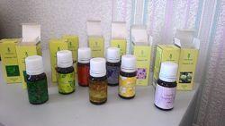 Ассортимент ароматических масел и композиций для аромаламп, массажа, сауны