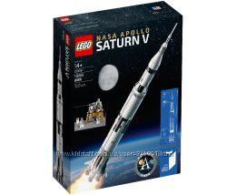 Lego Ideas Ракета-носитель Сатурн-5 21309