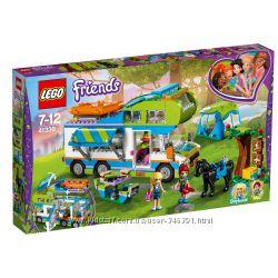 Lego Friends Дом на колесах Мии 41339