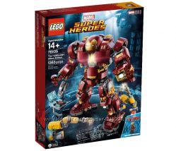 Lego Super Heroes Халкбастер Эра Альтрона 76105