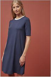 Стильное трикотажное платье- футболка Next. Новая коллекция. Англия.